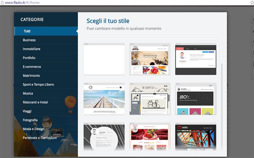 6 siti internet per creare siti web gratis gruppo ubiqui