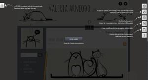 questa immagine mostra uno screenshot della dashboard di Flazio